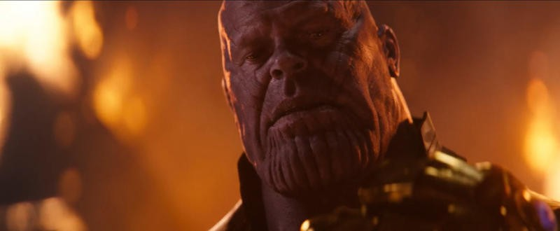 Thanos' Plan in Avengers: Infinity War Came Down to One Stone