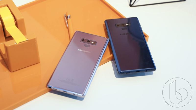 Galaxy Note 9 Test Reveals Surprising Details About Its