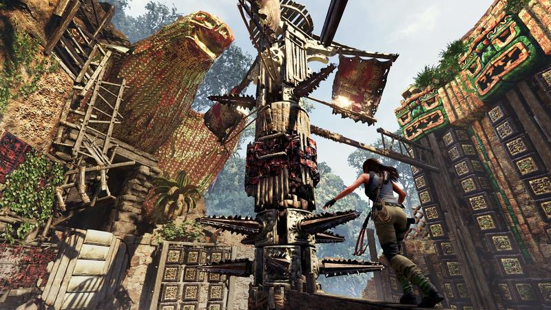 Shadow of the Tomb Raider Shows Off Nvidia's RTX Ray-Tracing
