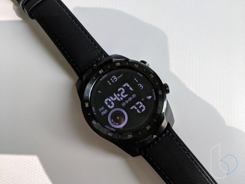 TicWatch Pro review: Two Useful Screens, One Struggling OS