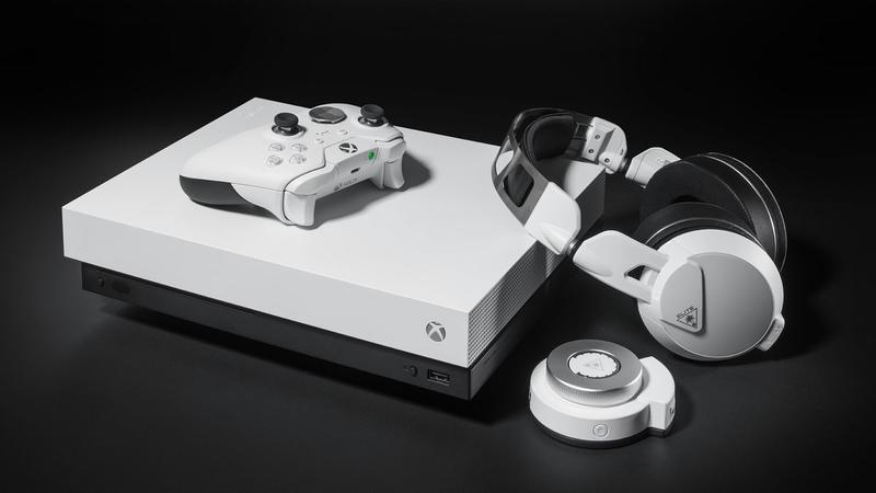 Xbox One X, Elite Controller Go Bright in White Later This Year