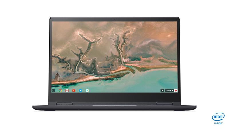Lenovo Unveils Budget-Friendly Chromebooks At IFA 2018