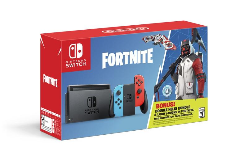 Fortnite for Switch Bundle Doesn't Cost Any Extra | TechnoBuffalo