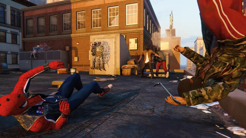 8 Tips to Get You Started in Spider-man   TechnoBuffalo