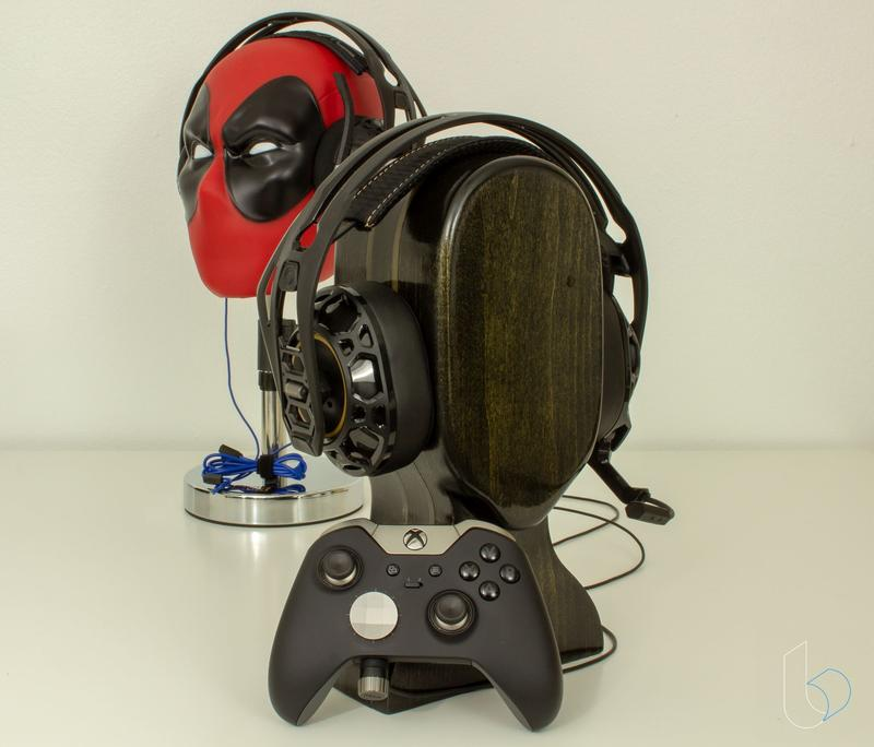 Plantronics RIG 500 Gaming Headset review: Good Looks Aren't