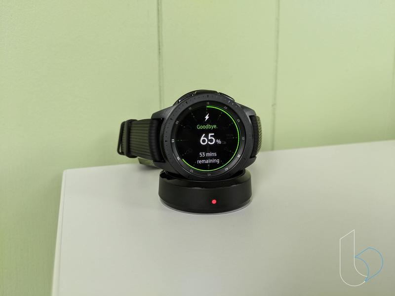 Samsung Galaxy Watch review: All the Beauty, but Bixby's