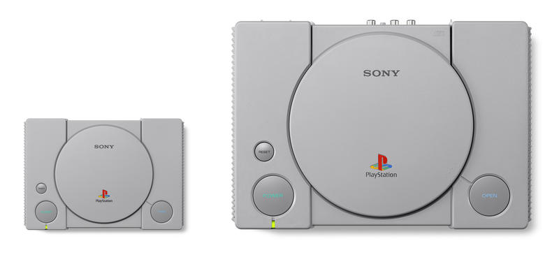 Yup, the PlayStation Classic is the Next Mini Emulation Console