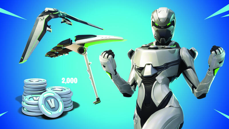 Fortnite-Themed Xbox Bundle Drops from the Battle Bus | TechnoBuffalo