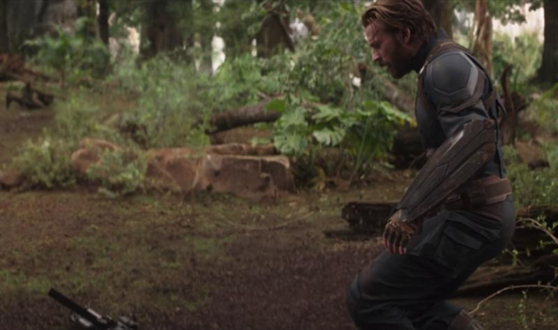 Avengers: Infinity War—What Happened to Captain America's