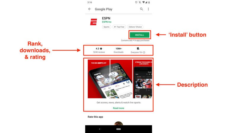 How to Install Android Apps from Google Play | TechnoBuffalo