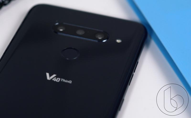 LG V40 review: LG Catches Up to Samsung and Google | TechnoBuffalo