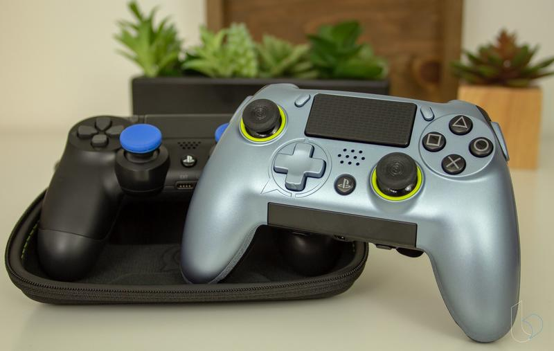 SCUF Vantage PS4 review: There's Such a Thing as Too