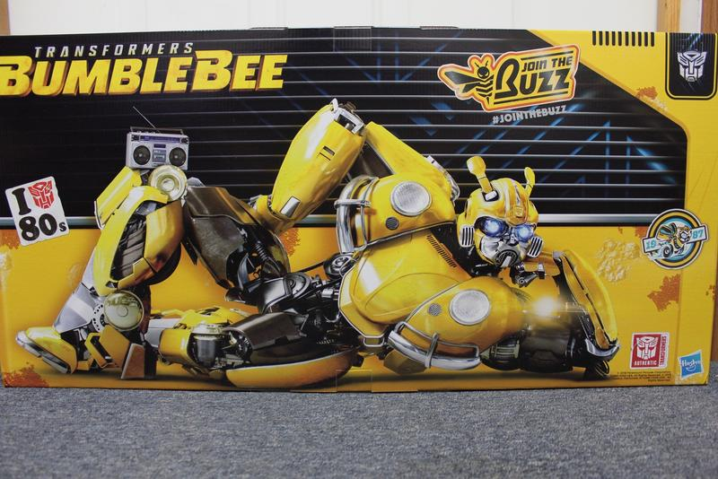 Bumblebee Toys Come in All Shapes and Sizes | TechnoBuffalo