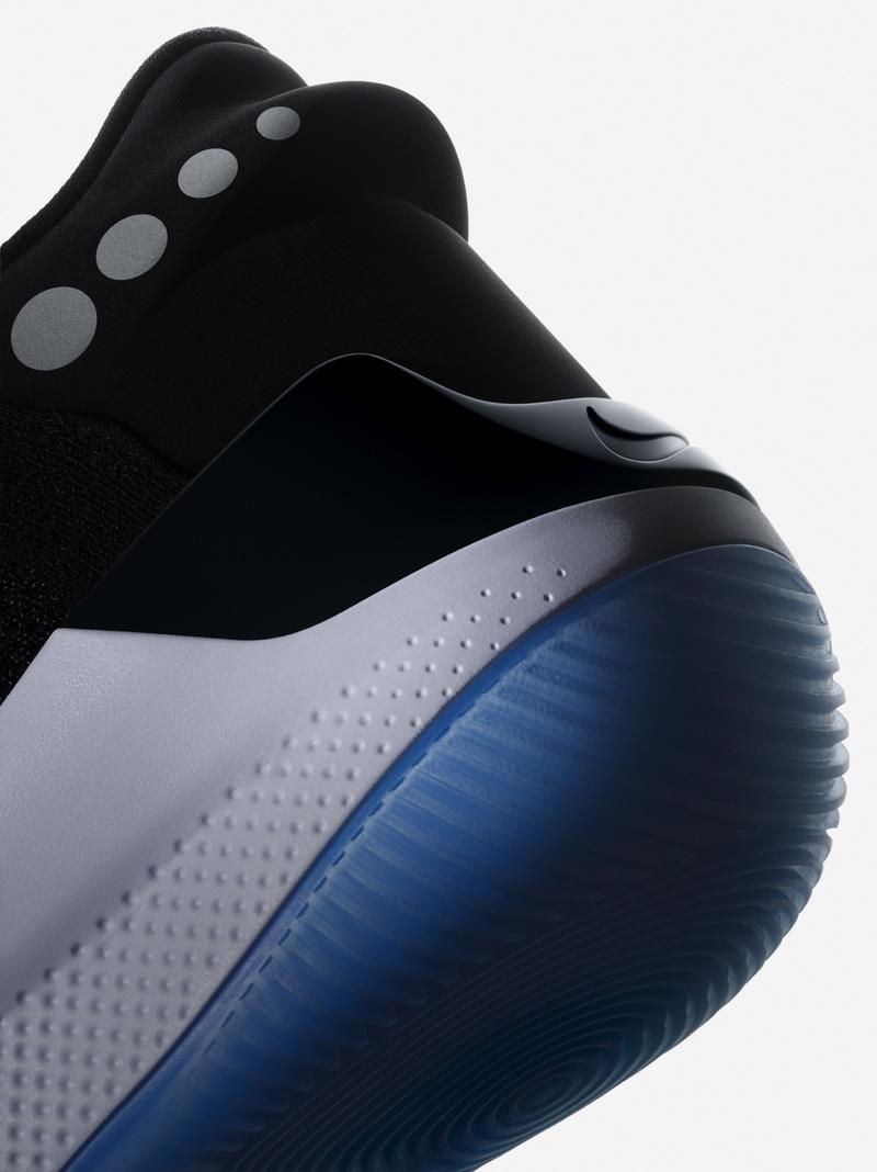 Nike's new Adapt BB shoes connect to your phone and charge