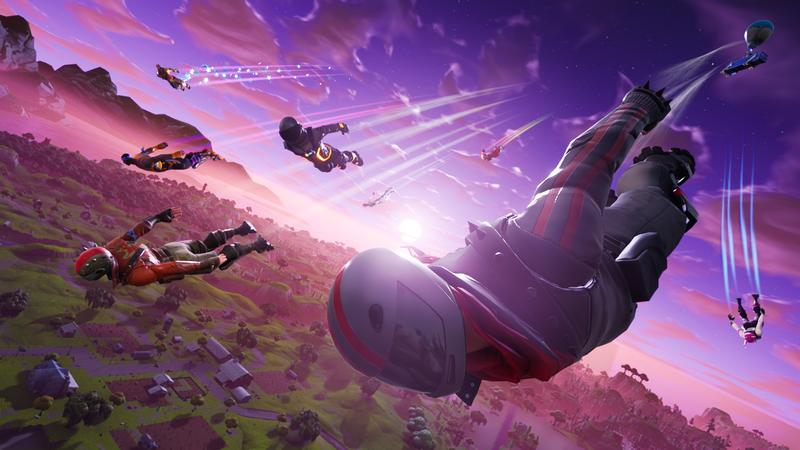 How To Merge Fortnite Accounts On Ps4 Xbox One And Nintendo Switch