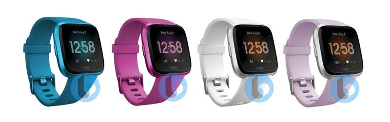 Exclusive: This may be the Fitbit Versa 2, coming in four gorgeous