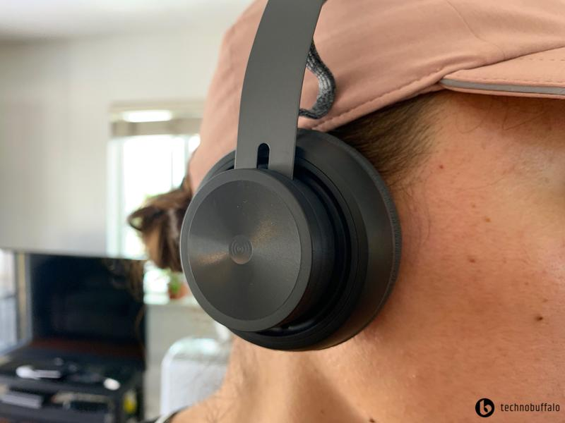 Logitech Zone Wireless Headphones Review Bring Zen To Your Office Technobuffalo