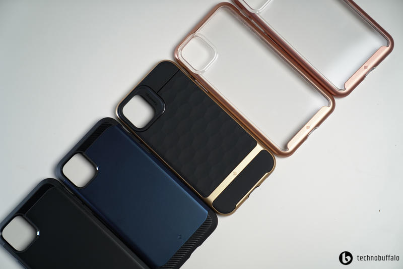 caseology family iphone11