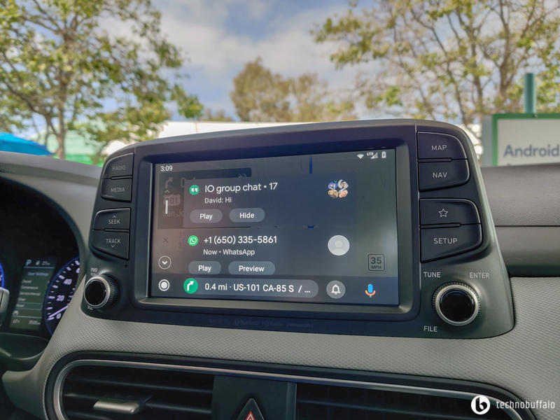 The new Android Auto has me excited, and Apple should be