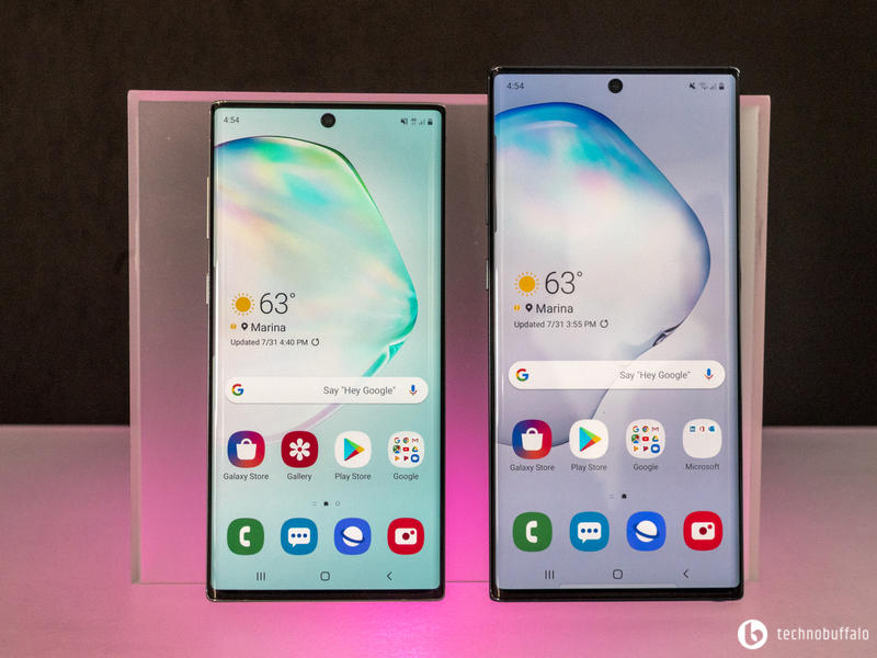 Samsung Galaxy Note 10 hands-on preview: Samsung's best ever