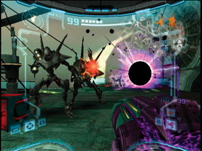 Metroid Prime 2: Echoes - Estimated Time to complete with 100%: approx. 9-11 hours
