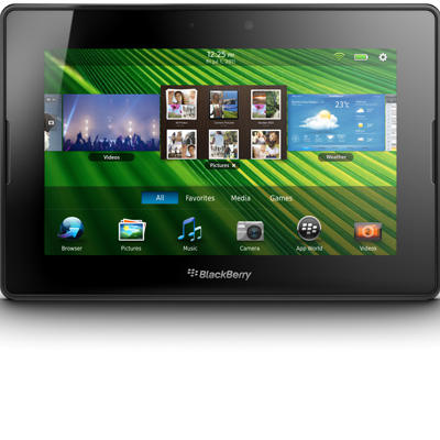 4G LTE BlackBerry PlayBook... Finally Launches August 9