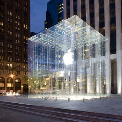 Apple Store 5th Ave NYC
