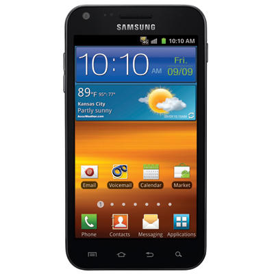 Epic 4G Touch - Galaxy S II