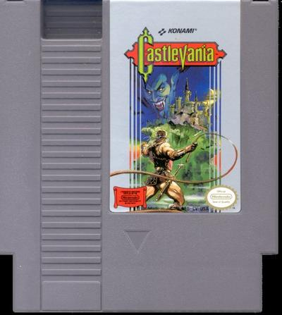 Castlevania-Cartridge