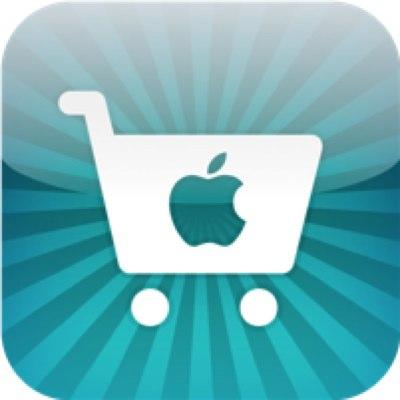 Apple Store for iOS logo