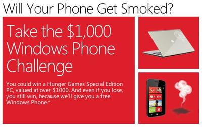 Windows Phone challenge
