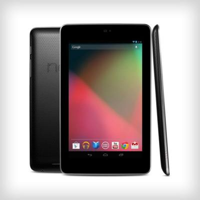 Google Nexus 7 - Chart - Comparison