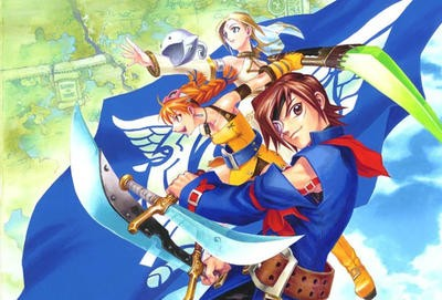 Skies of Arcadia (2)