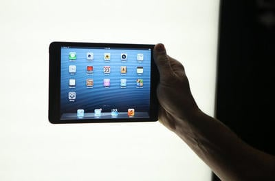 IPad Mini preorder