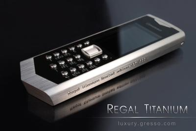 Gresso Regal Titanium 2