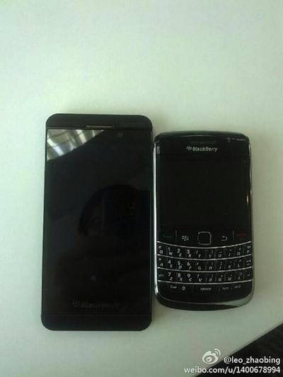 BB L Series with Bold 9700