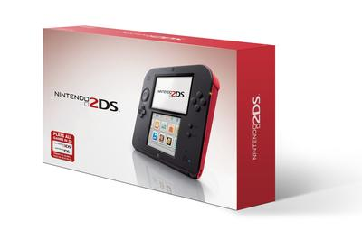 Nintendo 2DS Box