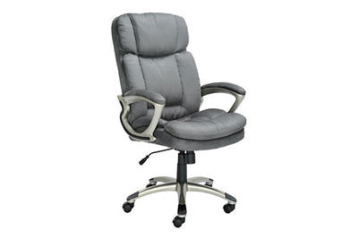 Officemax Crescenzo Microfiber Executive Chair