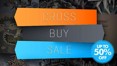 CrossBuy Sale PlayStation