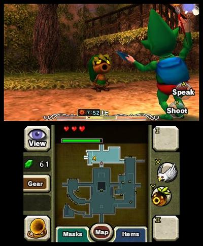The Legend of Zelda - Majora's Mask 3D - Review Screenshots - 8