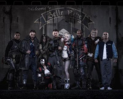 Suicide Squad first pic