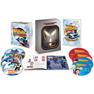 Back to the Future limited edition set holiday gift guide