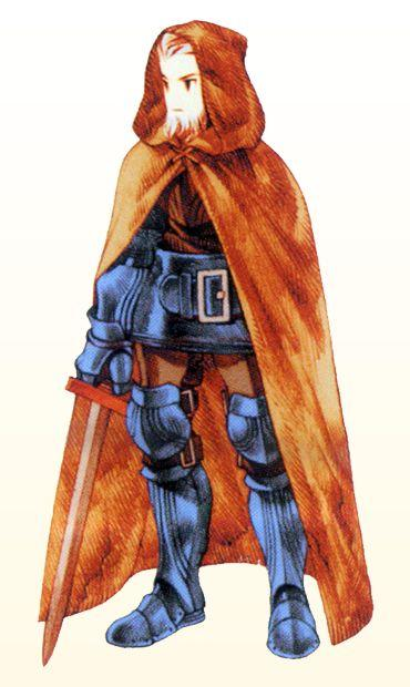Final Fantasy Tactics Orlandu