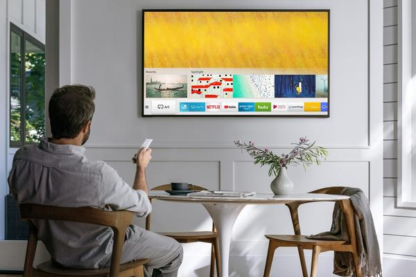 Samsung's stunning Frame TV is getting even better in 2019