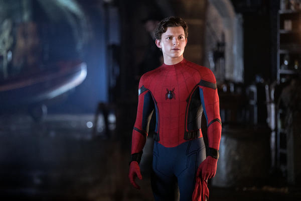 First Look Spider Man Far From Home Concept Art