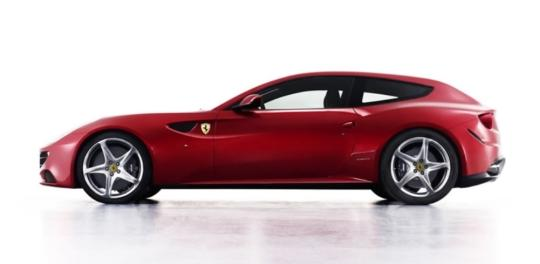 Ugly But Deadly? Ferrari FF
