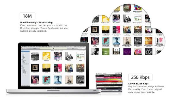 Apple Brings iTunes to the Cloud, Legitimizes Illegally