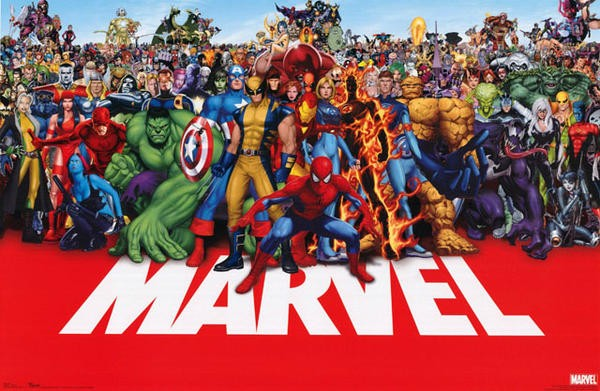 Marvel to Include Download Codes for Digital Copies with