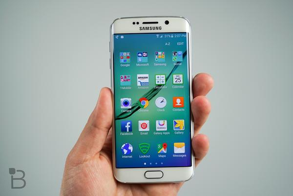 Galaxy S6 Edge review: The best phone Samsung has ever built