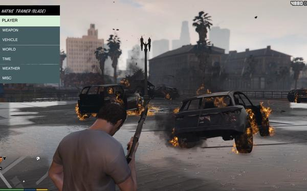 GTAV's awesome Script Hook V mod lets you play as animals